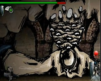 Amea Final Boss walkthrough.